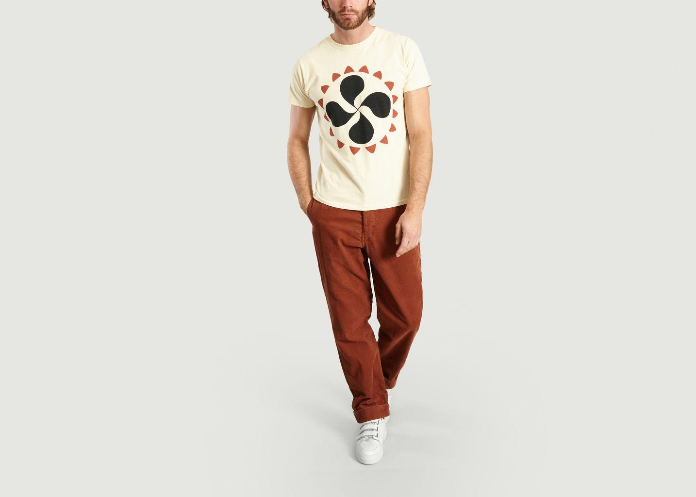T-Shirt Print Croix - Levi's Vintage Clothing