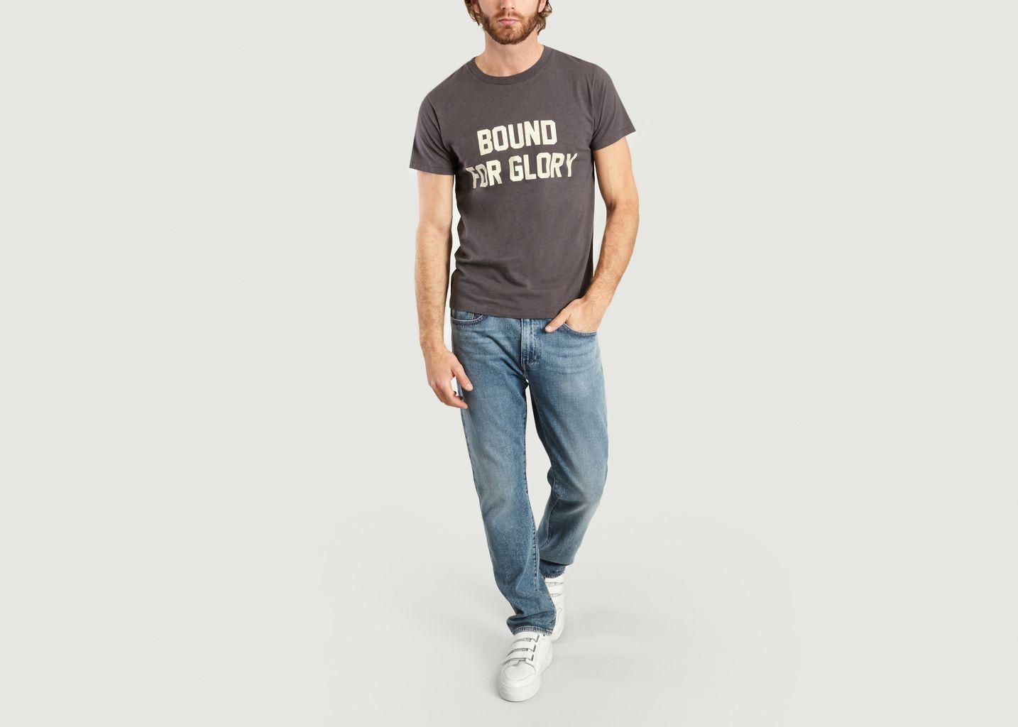 T-Shirt En Coton A Lettrage - Levi's Vintage Clothing