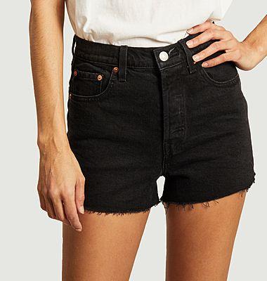 Short en jean teinté Ribcage