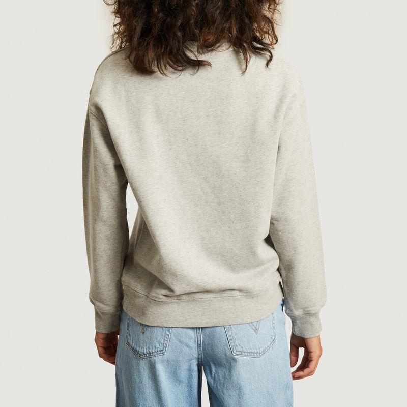 Sweatshirt siglé en coton - Levi's Red Tab