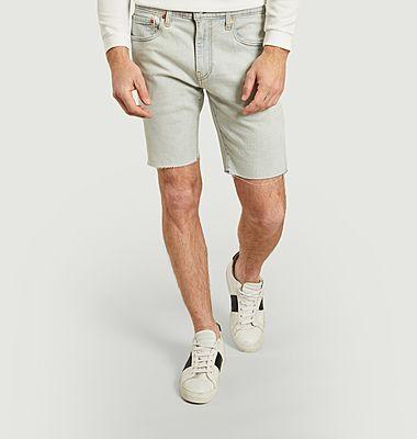 Short en jean slim