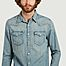 matière Chemise en jean Barstow Western - Levi's Red Tab
