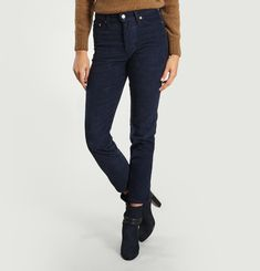 Wedgie Straight Fit Jeans