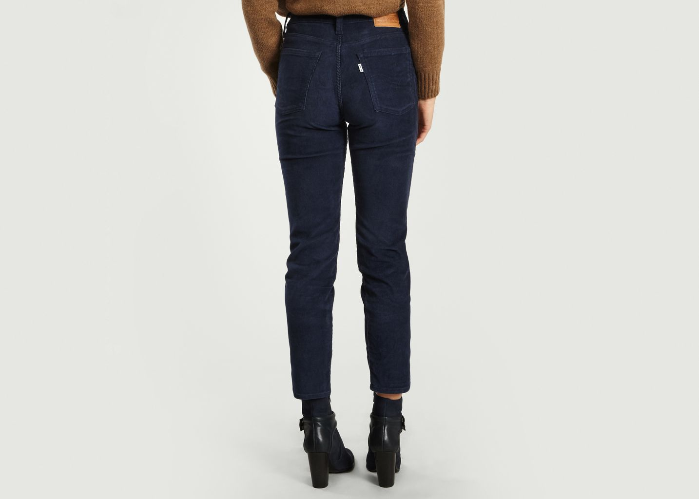 Jean Coupe Droite Wedgie - Levi's Red Tab