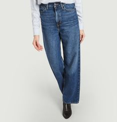Jean high loose Levi's Red Tab