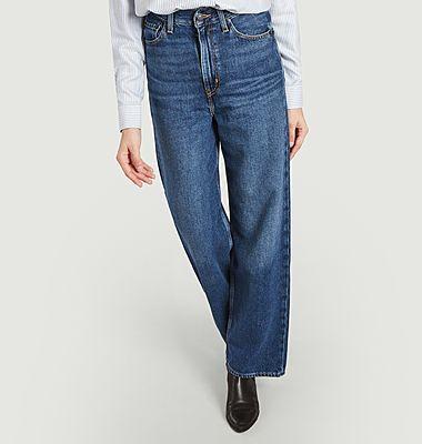 Jean high loose