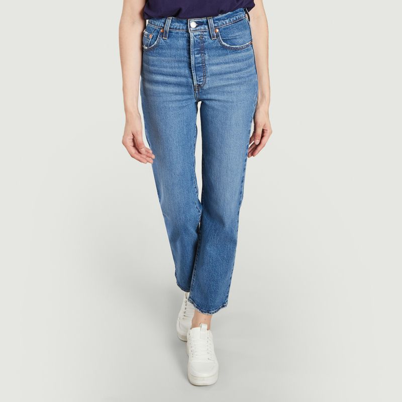 Jean Ribcage Straight Ankle - Levi's Red Tab