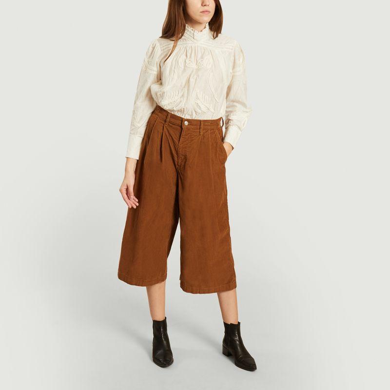 Pantalon Large En Velours - Levi's Red Tab