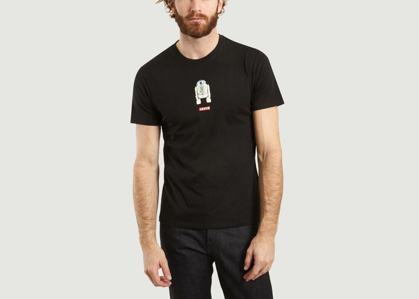 T-Shirt Levi's x Star Wars R2-D2 - Levi's Red Tab