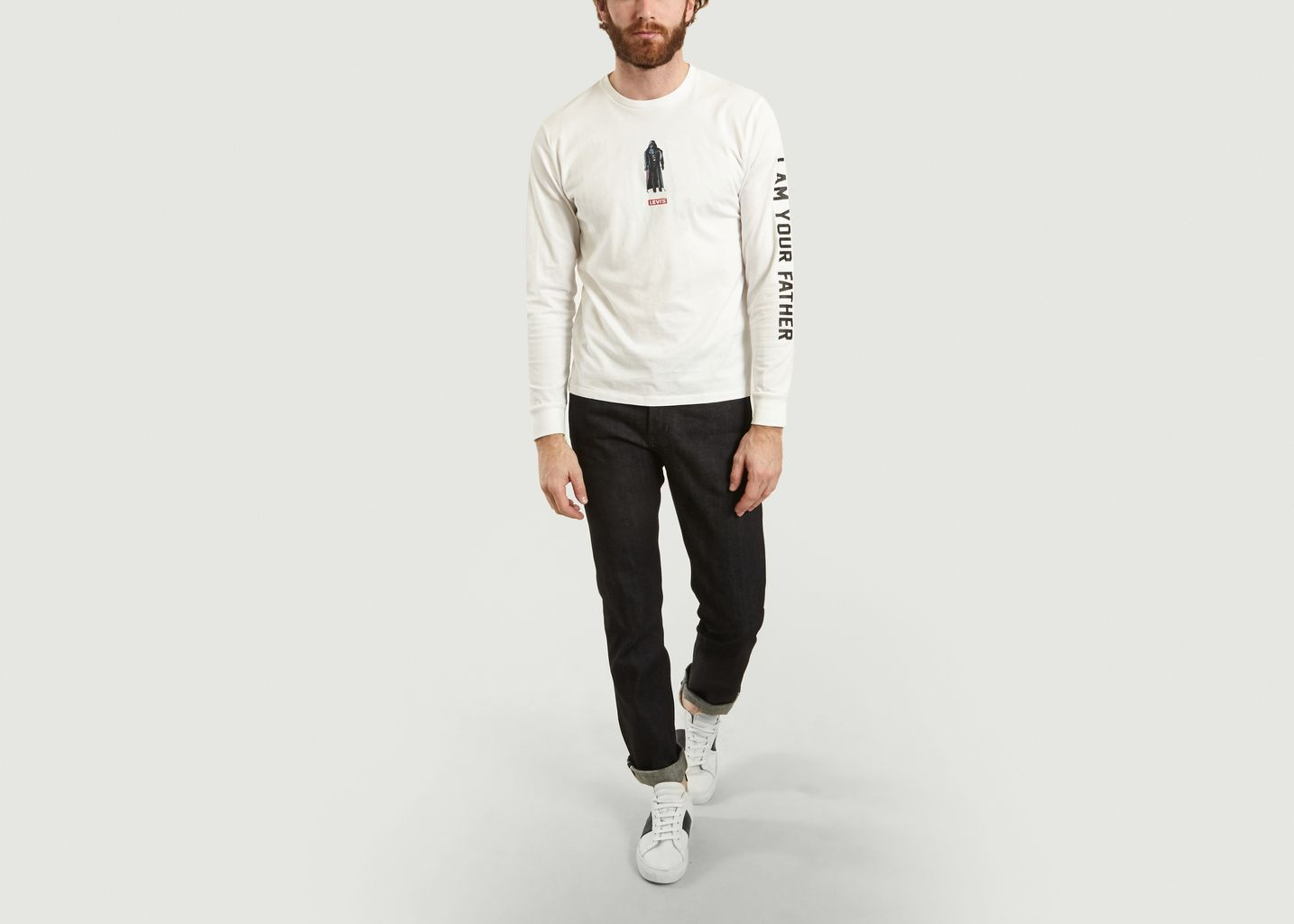 T-Shirt Manches Longues Levi's x Star Wars - Levi's Red Tab