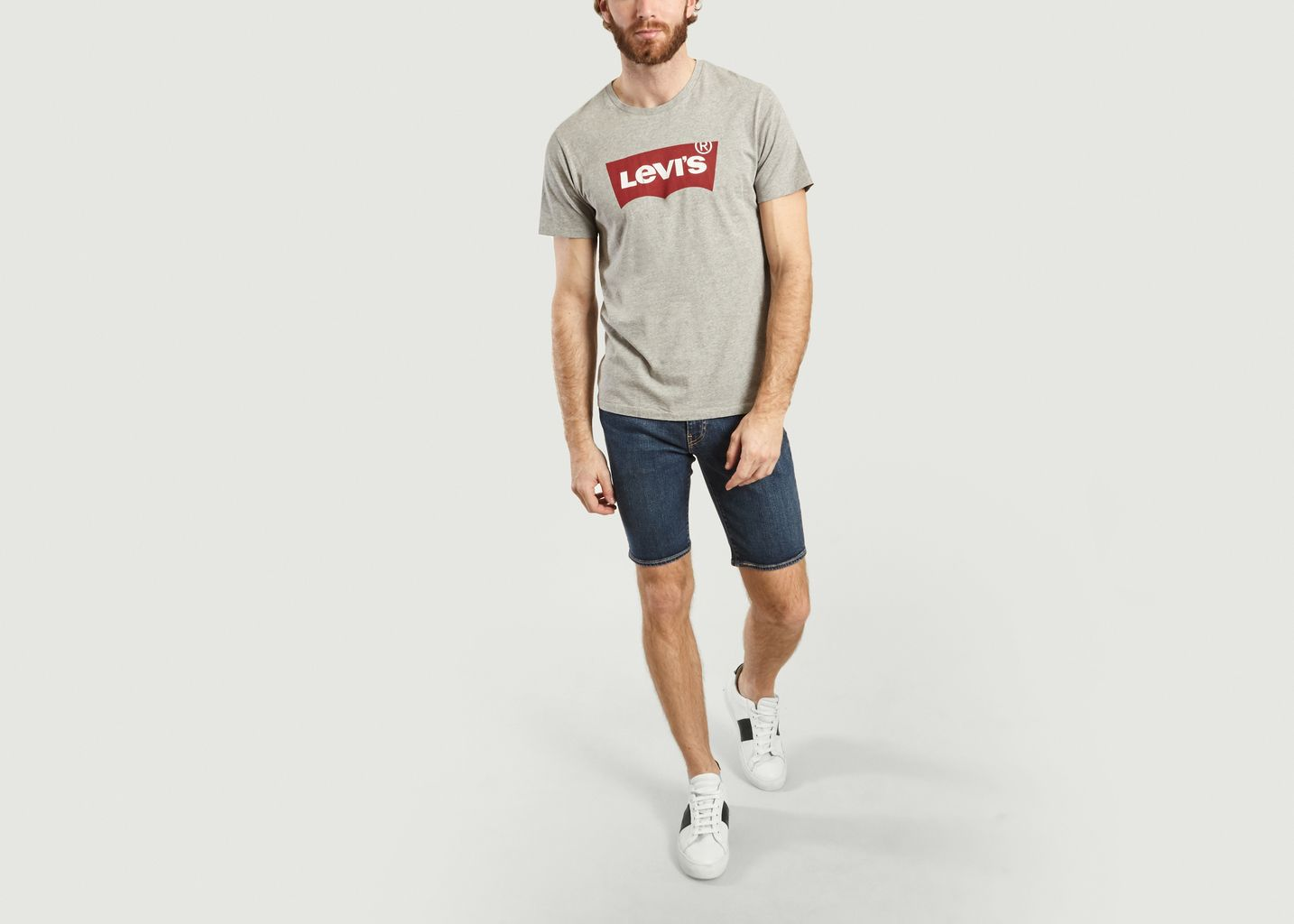 T-Shirt Logotypé En Coton - Levi's Red Tab