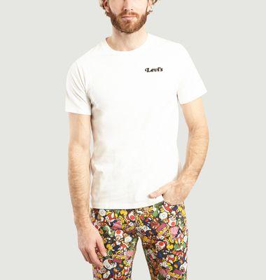 T-Shirt Logotypé En Coton