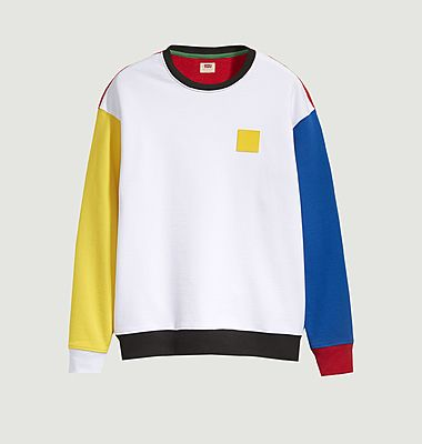 Sweat Relaxed crew Levi's x Lego