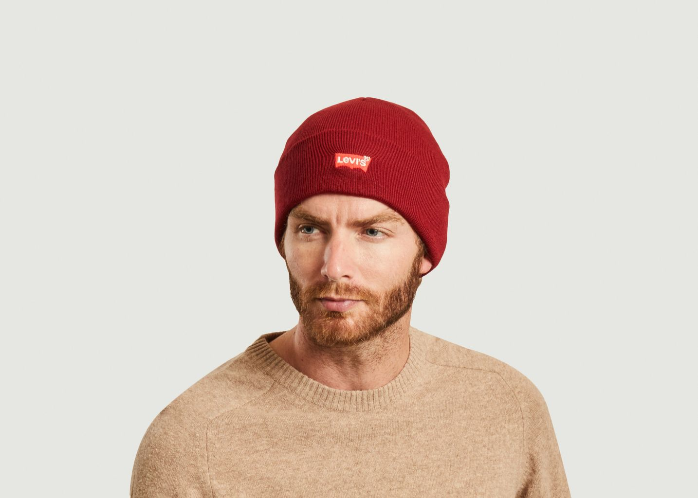 Bonnet Red Batwing - Levi's Red Tab