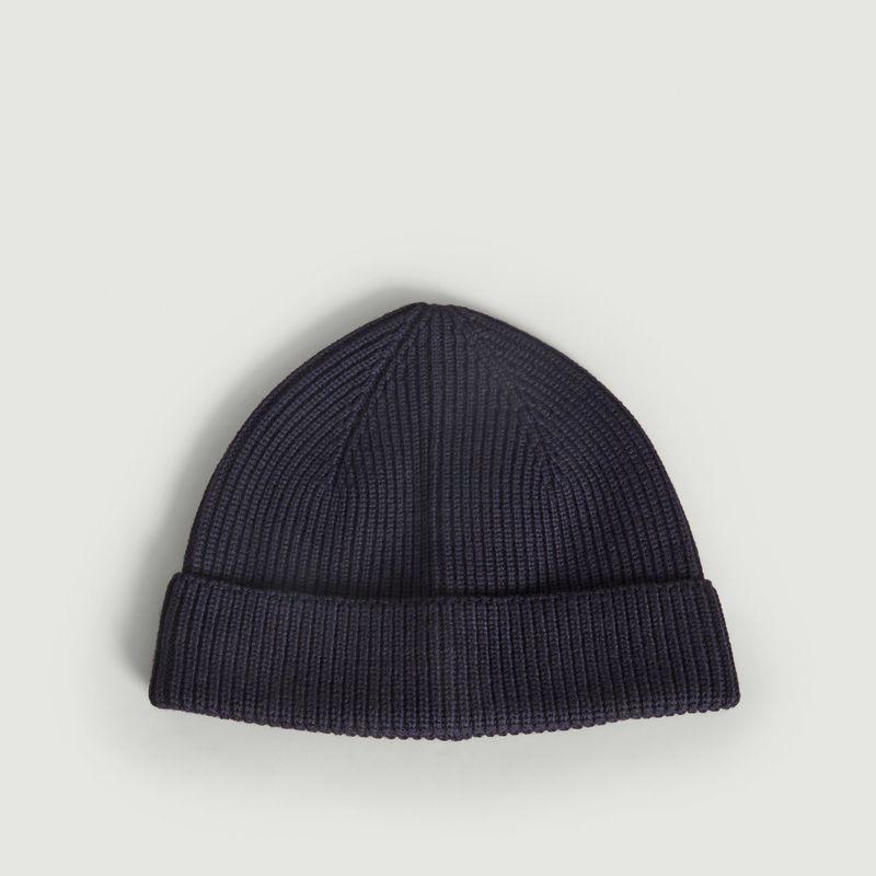 Bonnet en laine mérinos - L'Exception Paris