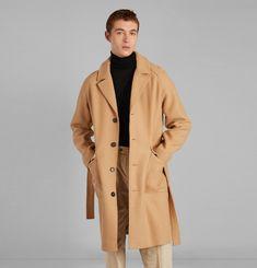 Oversized overcoat L'Exception Paris