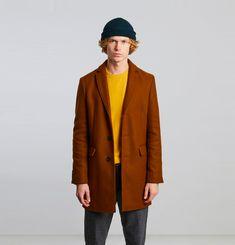 Virgin wool overcoat L'Exception Paris