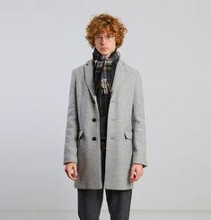 Wool overcoat L'Exception Paris