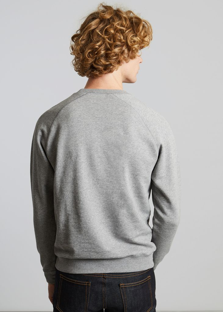 Sweatshirt en coton biologique - L'Exception Paris