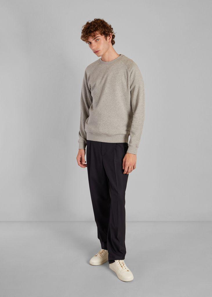 Sweatshirt en coton biologique - L'Exception Paris