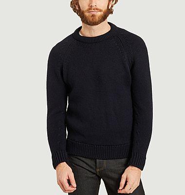 Pull en laine italienne fabriqué en France
