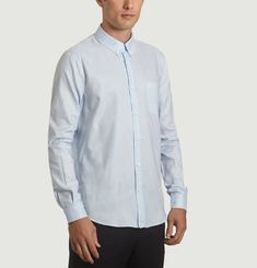 Chemise Oxford L'Exception