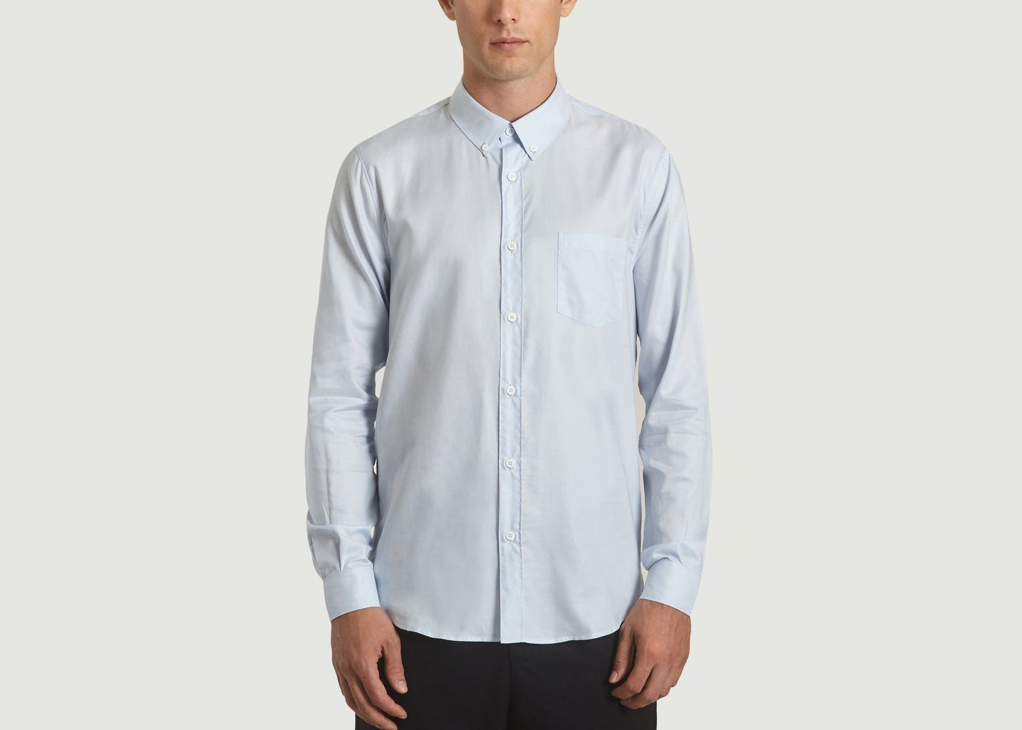 Chemise Oxford - L'Exception Paris