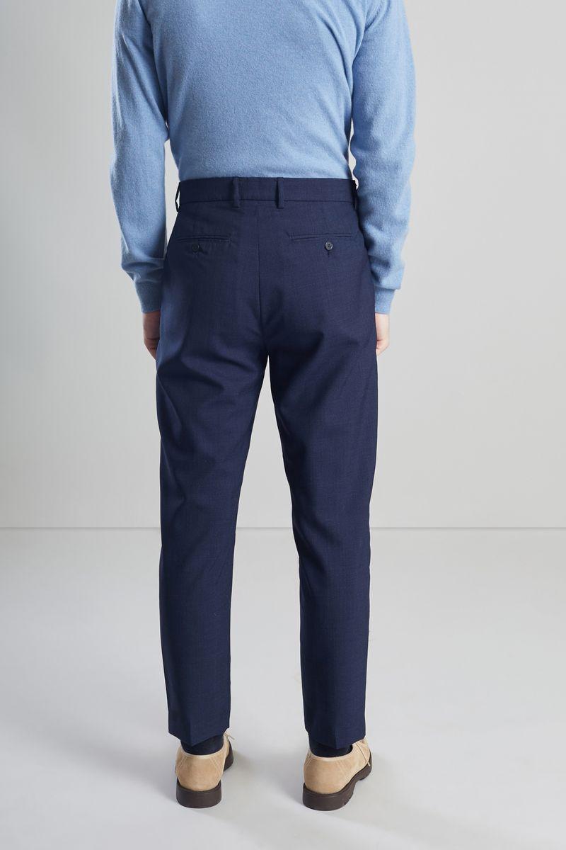 Pantalon à Plis - L'Exception Paris