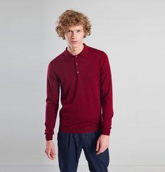 Long Sleeved Polo