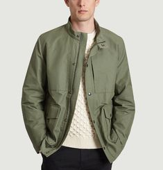 8f87fcfeee Trench & Parka Homme | L'Exception