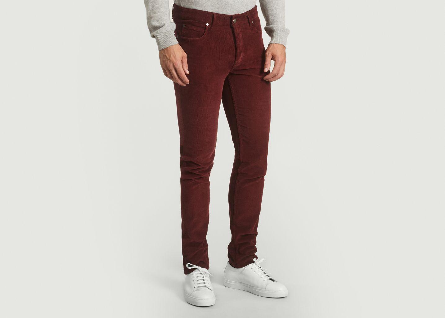 Pantalon Velours - L'Exception Paris