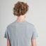 T-Shirt en Coton Japonais Bio Rayé - L'Exception Paris