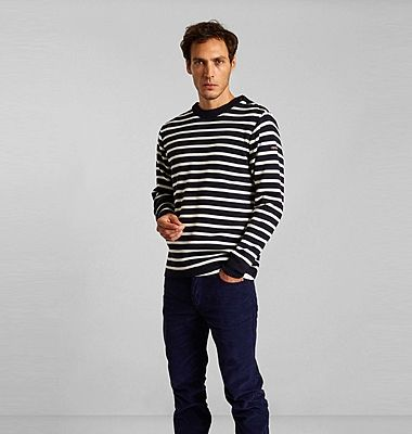 10 years L'Exception x Armor-Lux collaboration sailor sweater