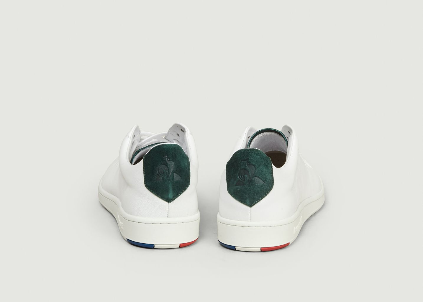 Sneakers Exclusive Le Coq Sportif Blazon x L'Exception Made in France - L'Exception Paris