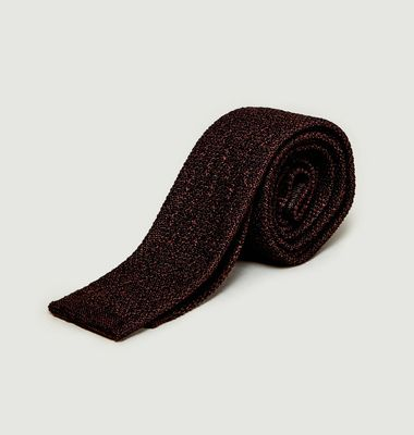 Made in France Knitted Tie