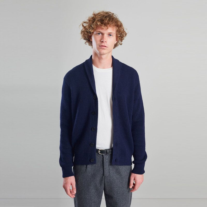 Cardigan Alpaga - L'Exception Paris