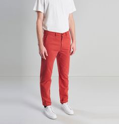 Chino Twill Trousers