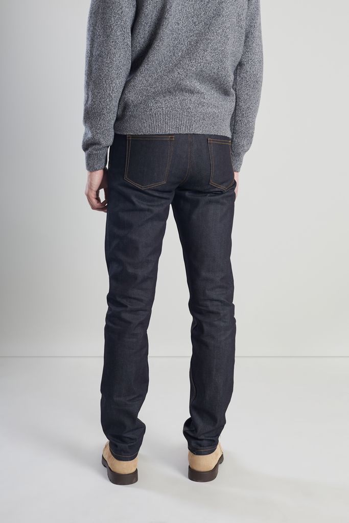 Jean en Coton Selvedge - L'Exception Paris