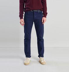 Classic Cotton Denim Jeans