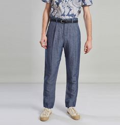 Japanese Suit Trousers