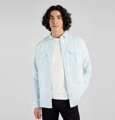 Voyage Linen Shirt