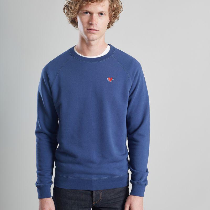 Sweatshirt Brodé - L'Exception Paris