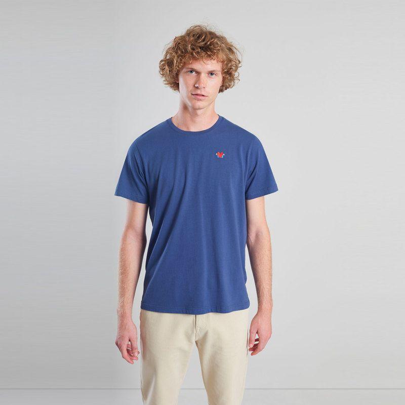 T-Shirt Brodé Oiseaux - L'Exception Paris