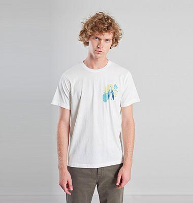 T-Shirt Imprimé Oiseaux