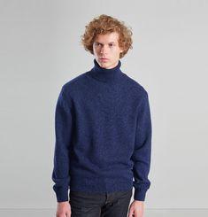 Geelong Wool Turtleneck Jumper