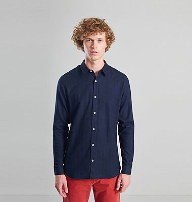 Chemise Flanelle Italienne