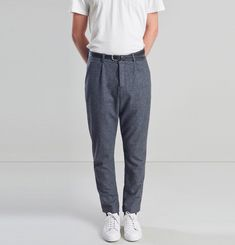 Tailored Japanese Wool Pants