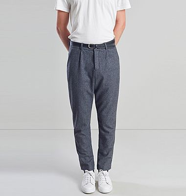 Tailored Japanese Wool Pants