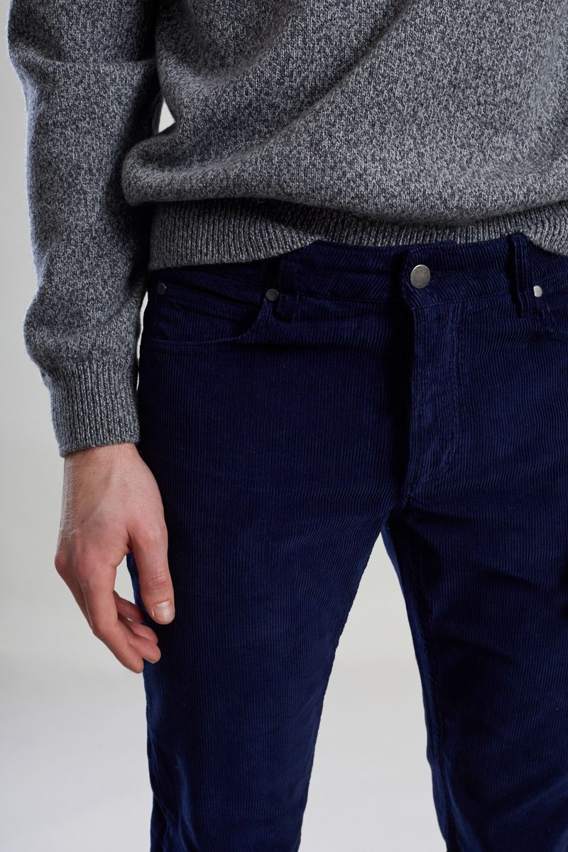 Pantalon Velours Côtelé - L'Exception Paris