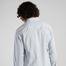 Chemise à carreaux en coton biologique japonais - L'Exception Paris